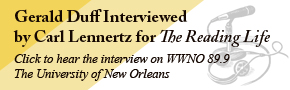 Gerald Duff Interview