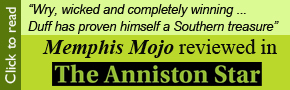 Memphis Mojo Reviewed in The Anniston Star