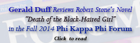 Phi Kappa Phi Forum Review